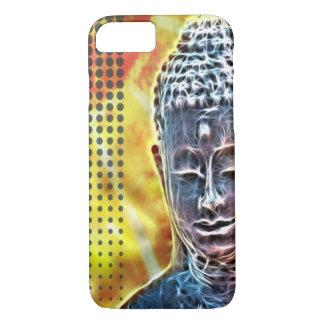 New Age Yoga Meditation Spiritual Zen Buddha iPhone 8/7 Case