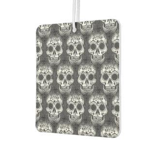 New allover skull pattern car air freshener