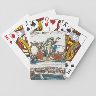 NEW AMSTERDAM, 1673 PLAYING CARDS
