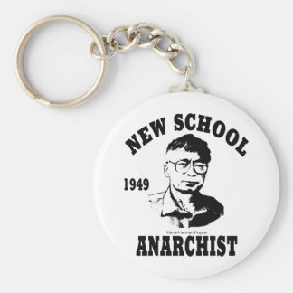 New Anarchists -- Hans-Hermann Hoppe Key Ring