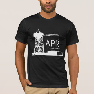 New APR logo Tee