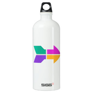 New ARROW SIGG Traveller (1.0L) Water Bottle