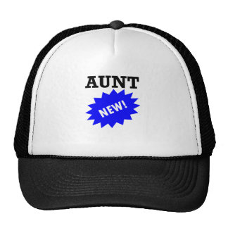 New Aunt Mesh Hat