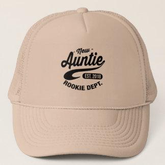 New Auntie 2018 Trucker Hat
