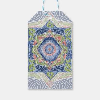 New awaken chakra Version, reiki, healing, chakra Gift Tags