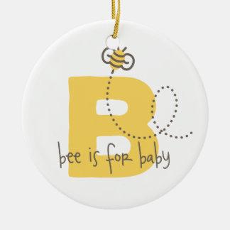 New Baby Christmas Tree Ornament