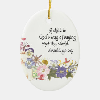new baby gift christmas ornament