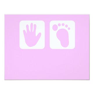 New Baby Custom Invitation