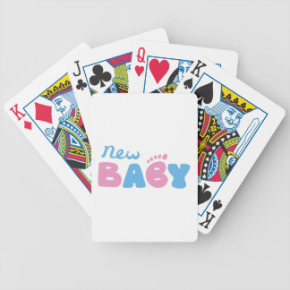 New Baby Poker Deck