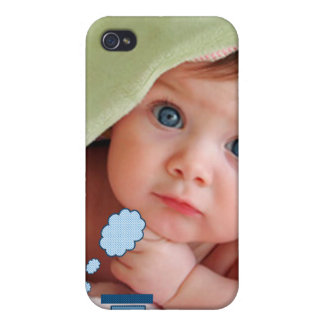 New Baby Your Photo Choo Choo Train iPhone Cover iPhone 4 Covers