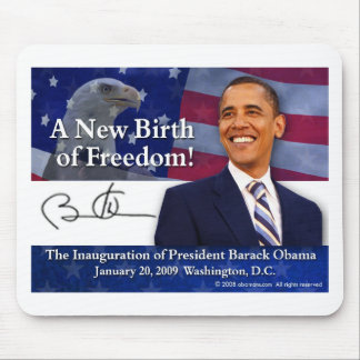 NEW BIRTH OF FREEDOM SERIES II MOUSE PAD