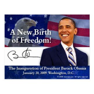NEW BIRTH OF FREEDOM SERIES II POSTCARD