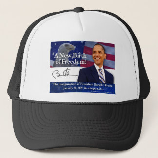 NEW BIRTH OF FREEDOM SERIES II TRUCKER HAT