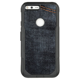 New Blue Jeans With Stitching OtterBox Commuter Google Pixel XL Case