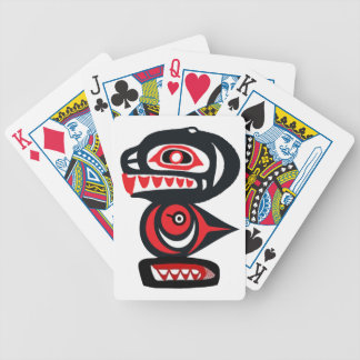 NEW BORN SPIRIT BICYCLE PLAYING CARDS