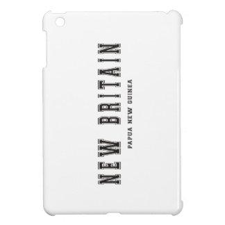 New Britain Papua New Guinea iPad Mini Cover