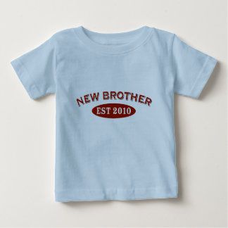 New Brother Est 2010 Baby T-Shirt