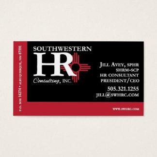 New Business Card - Jill
