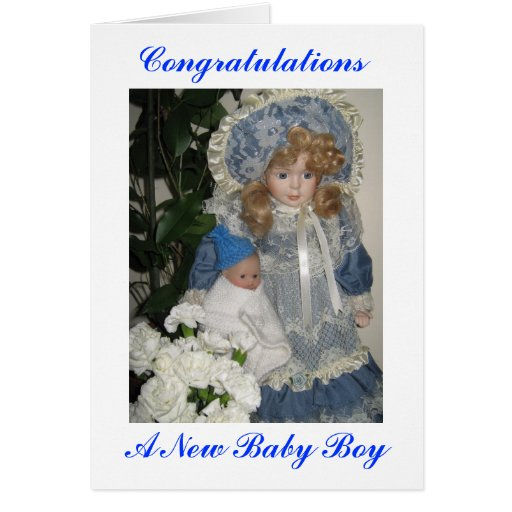 new bwby boy greeting cards