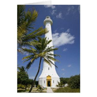 New Caledonia, Amedee Islet. Amedee Islet Card
