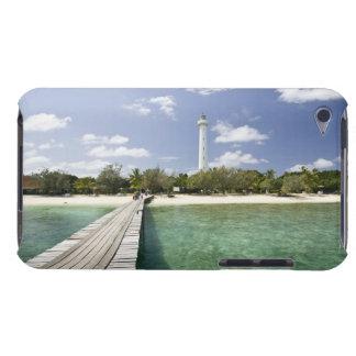 New Caledonia, Amedee Islet. Amedee Islet Pier. iPod Case-Mate Cases
