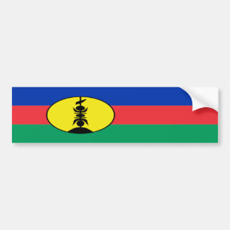 New Caledonia Bumper Sticker