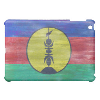 New Caledonia distressed New Caledonian flag Cover For The iPad Mini