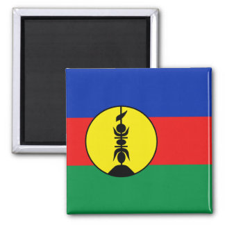 New Caledonia Flag Magnet