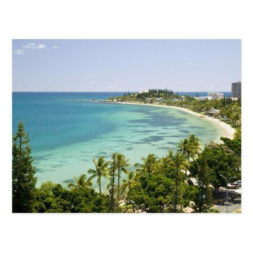 New Caledonia, Grande Terre Island, Noumea. Anse 2 Postcard