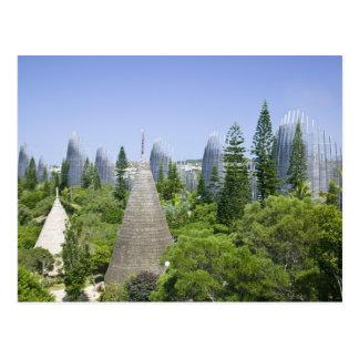 New Caledonia, Grande Terre Island, Noumea. Postcard