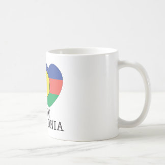New Caledonia Love v2 Coffee Mug