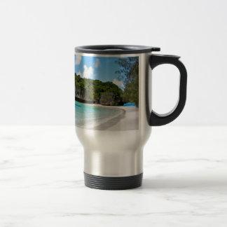 New Caledonia Travel Mug