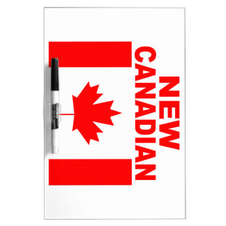 NEW CANADIAN DRY ERASE BOARD