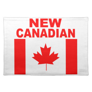NEW CANADIAN PLACEMAT