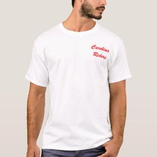 New Carolina Riders Image  T-Shirt