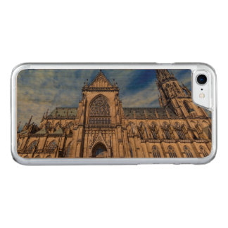 New Cathedral, Linz, Austria Carved iPhone 8/7 Case