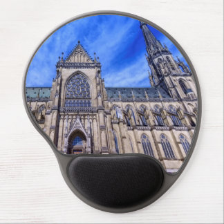 New Cathedral, Linz, Austria Gel Mouse Pad
