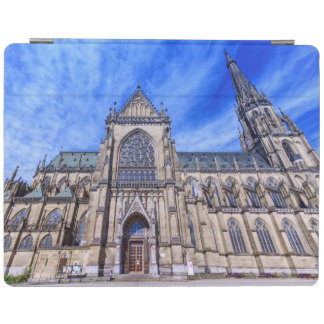 New Cathedral, Linz, Austria iPad Cover