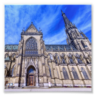 New Cathedral, Linz, Austria Photo Print