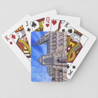 New Cathedral, Linz, Austria Playing Cards