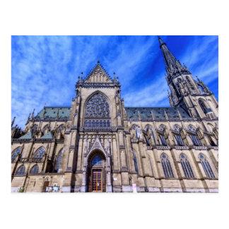 New Cathedral, Linz, Austria Postcard