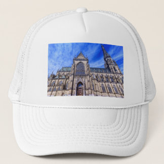 New Cathedral, Linz, Austria Trucker Hat