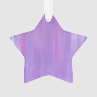 New christmas ornament : Purple style