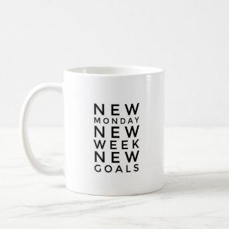 """New..."" - Classic White Mug"
