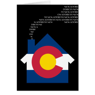 new colorado address card