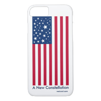 New Constellation American Flag iPhone 7 case