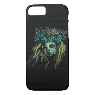 New Cool Modern Mermaid Textured Creature, Fantasy iPhone 7 Case