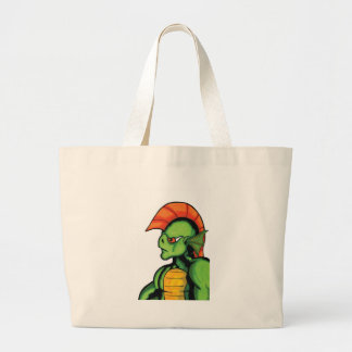 New Creature from the Black Lagoon Canvas Bags