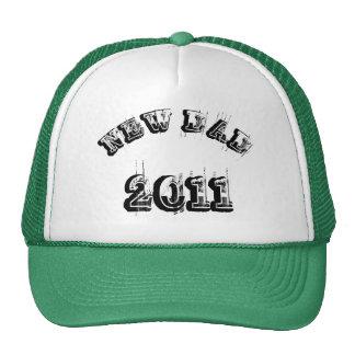 New Dad 2011 Mesh Hat