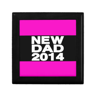 New Dad 2014 Lg Pink Gift Boxes
